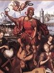 Marte venciendo a la ignorancia_ Antoon Claeinsses (1605)_