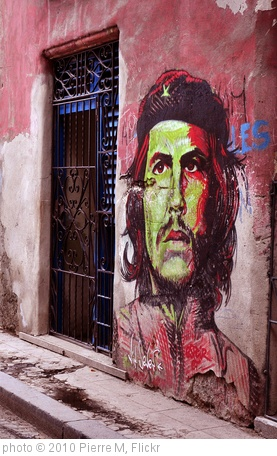 'Che mural' photo (c) 2010, Pierre M - license: http://creativecommons.org/licenses/by-nd/2.0/