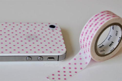 Decora tu mundo con washi tape sin moverte de casa el blog de decoraci n de kibuc - Decorar con washi tape ...