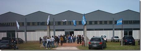 El Polo Textil entregó más insumos al hospital municipal de Santa Teresita