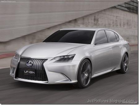 Lexus LF-Gh Concept3