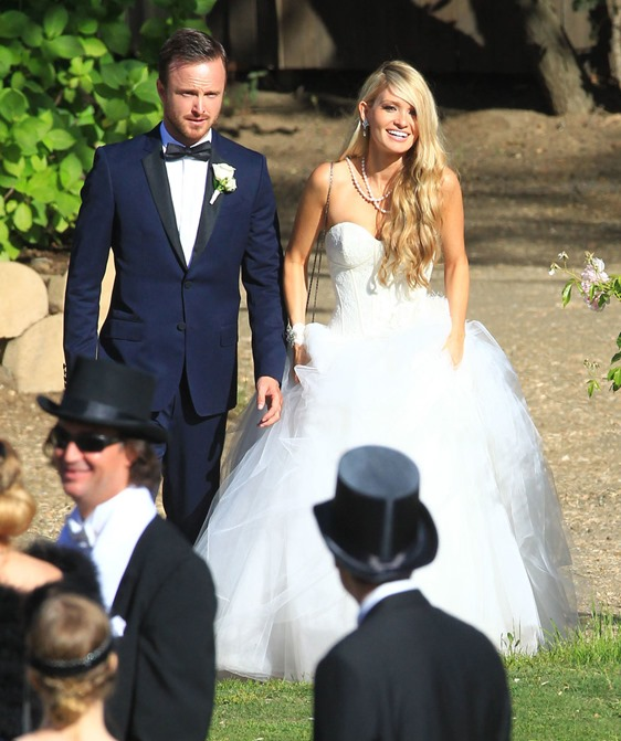 Aaron-Paul-Wedding-Pictures