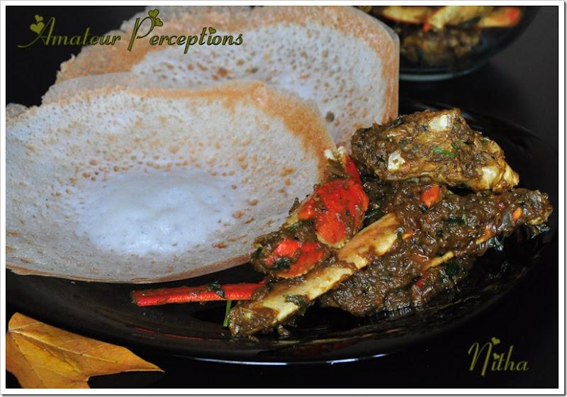 Crab Masala 3
