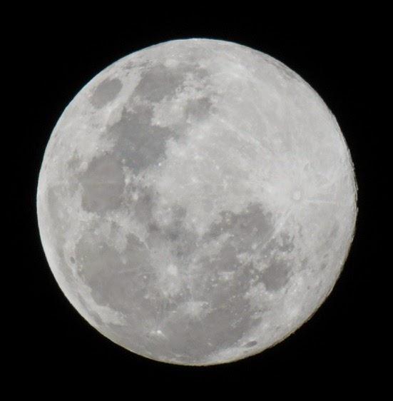 Full Moon 10 August 2014