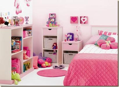 decoración de dormitorios para niñas5