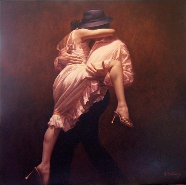La danse par Hamish Blakeli (17)