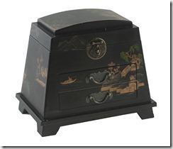 caixa gavetas etna