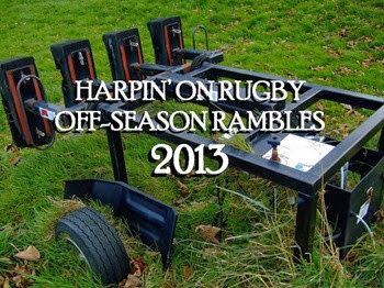 OFF-SEASON RAMBLES 2013