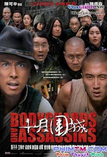 Vệ Sĩ Và Sát Thủ - Bodyguards And Assassins Tập HD 1080p Full