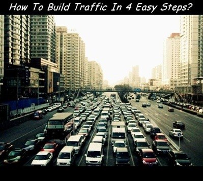4 Ways To Build Traffic On Blog