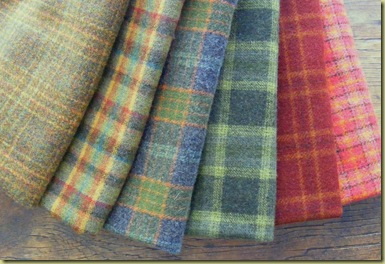 New Plaid Wool