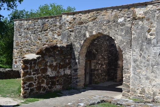 Convent - Remaining Original Arch