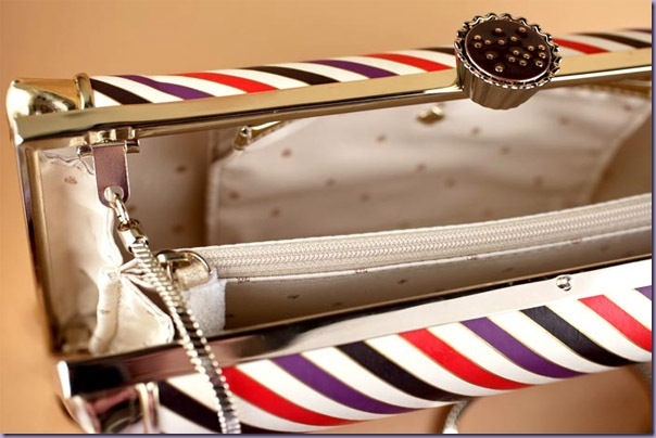 Clutch-Kate-Spade-Chocolate-Detalhe-Interno