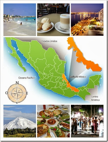 Veracruz Collage