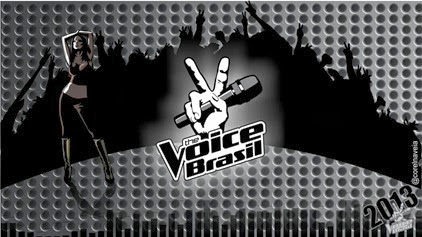 The Voice Brasil Wall paper