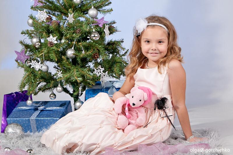 Волшебное Рождество. Новогодние мини-фотосессии. Детский и семейный фотограф Ольга Горчичко