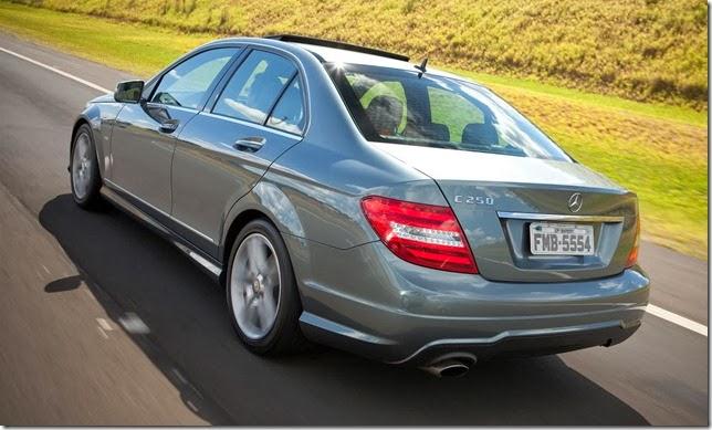 Mercedes-Benz Classe C 2012 (6)[4]