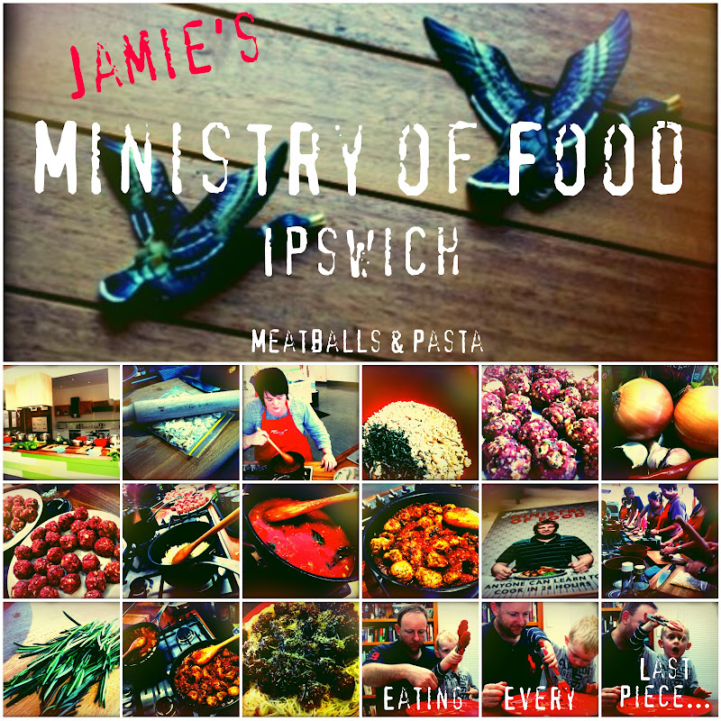 Picnik collage Jamie\'s Ministry of food