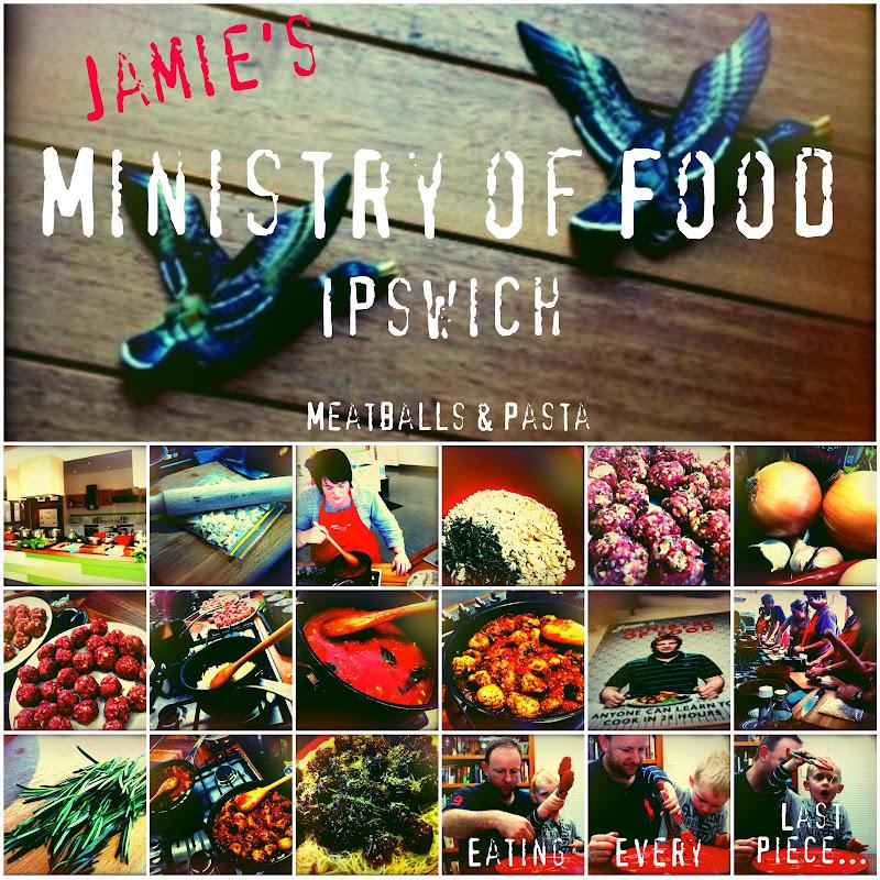 Picnik collage Jamie\'s Ministry of food