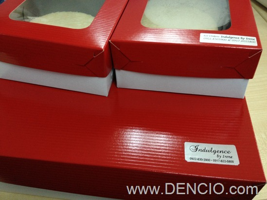 Indulgence by Irene Quezo De Bola Cheesecake 5