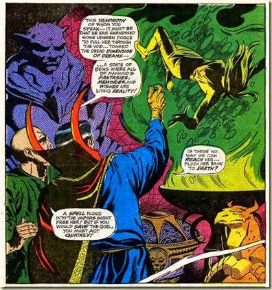 Strange Tales 167, April 1968