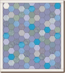tumbler hexagons go