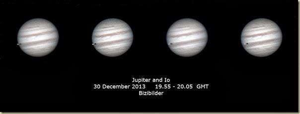 30 December 2013 Jupiter