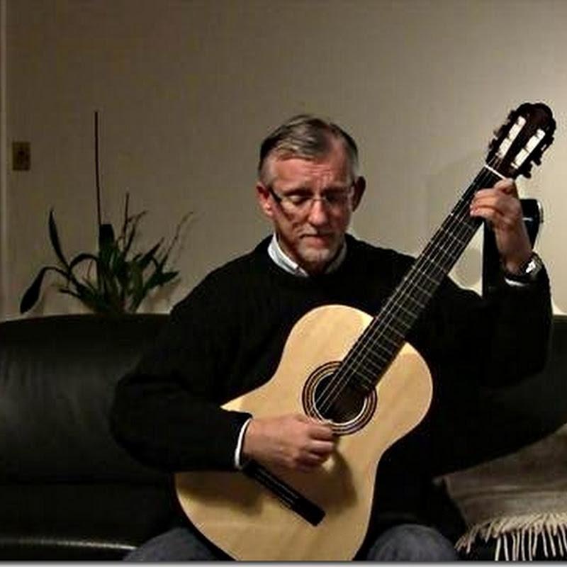 O incrível violonista Per-Olov Kindgren