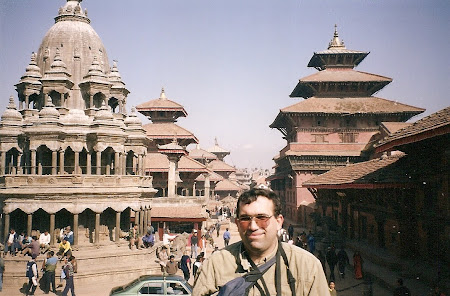 Sights of Nepal: Patan – central square
