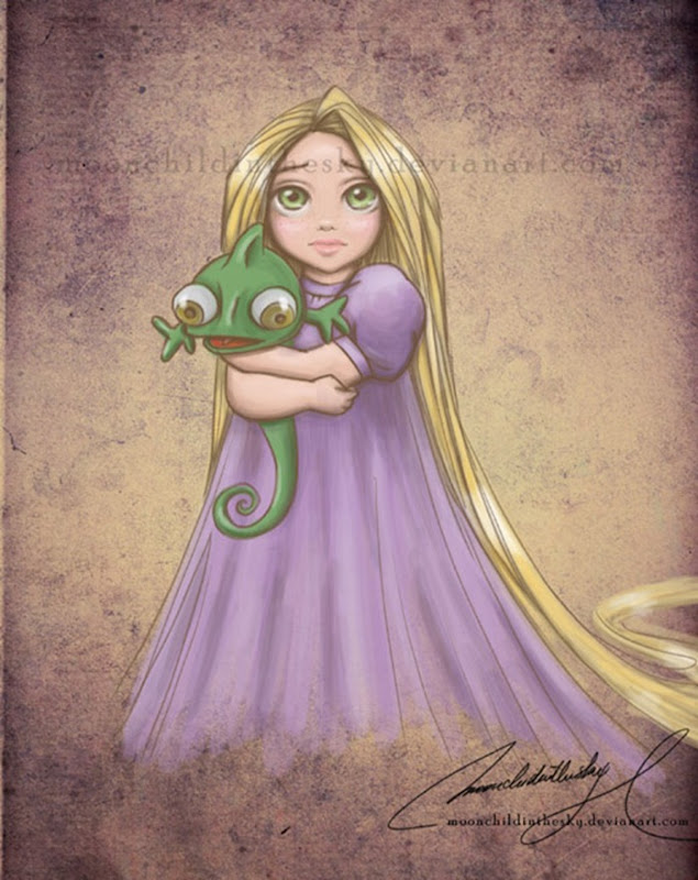 child_rapunzel_by_moonchildinthesky-d3dqzn9