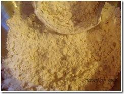 flour shortening blend