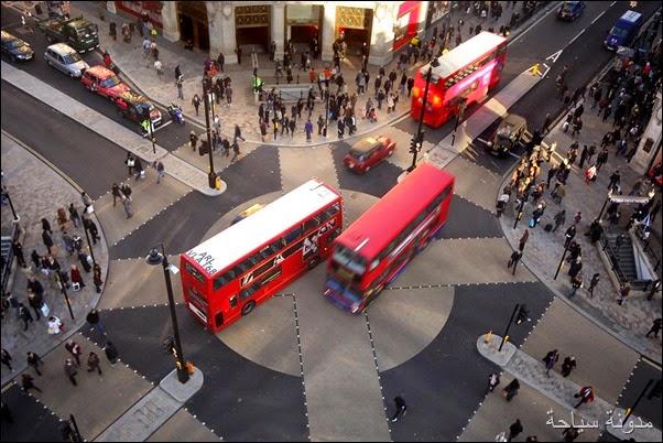 التسوق في لندن
