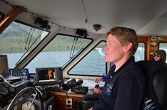 Captain Andrea, been doing this for 16 years