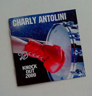 Charly Antolini Lautsprecher Test