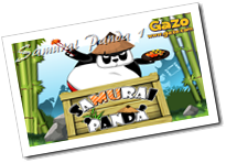 Samurai Panda 1