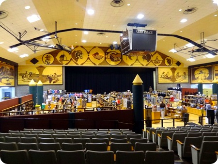 Corn Palace inside