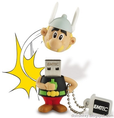 Asteric USB flash drive 2