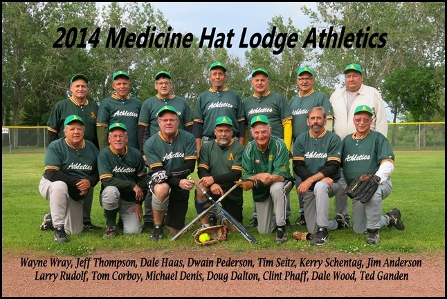 2014 Medicine Hat Lodge Athletics 1725F