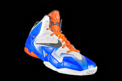 nike lebron 11 id allstar 2 07 gumbo Nike Unleashed Endless Possibilities with LeBron 11 Gumbo iD!