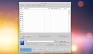 TrueCrypt in Xubuntu Linux