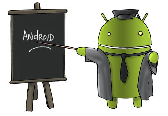 Entorno de desarrollo para Android en linea de comando.