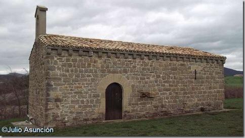 Ermita de San Román - Aoiz - Agoitz