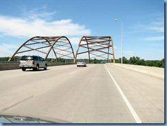 4710 Minnesota - State Route 77 - Cedar Avenue Bridge across Minnesota River btwn the Minneapolis-St. Paul suburbs of Bloomington and Eagan