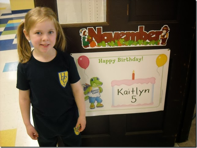 Kaitlyn Birthday 1