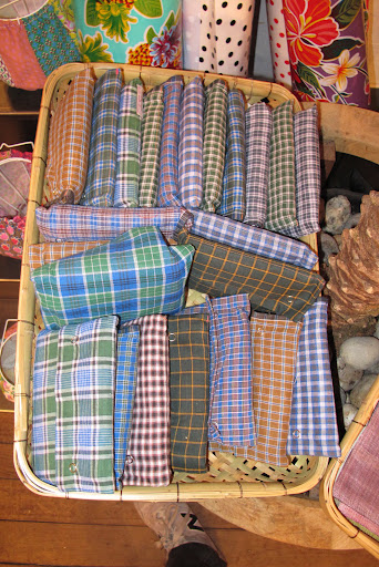 I am a complete sucker for plaids-especially in these colors.