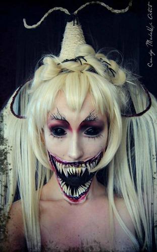 maquillaje miedo disfracesfaciles (10)