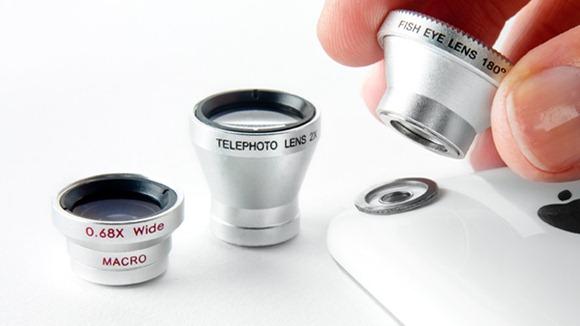 Photojojo perkenal lensa untuk iPhone