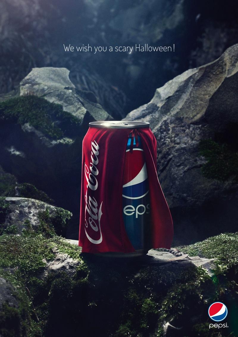 Pepsi halloween