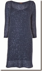 Phase Eight Darina Sequin tunic Dress