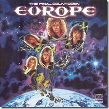 Europe The Final Countdown